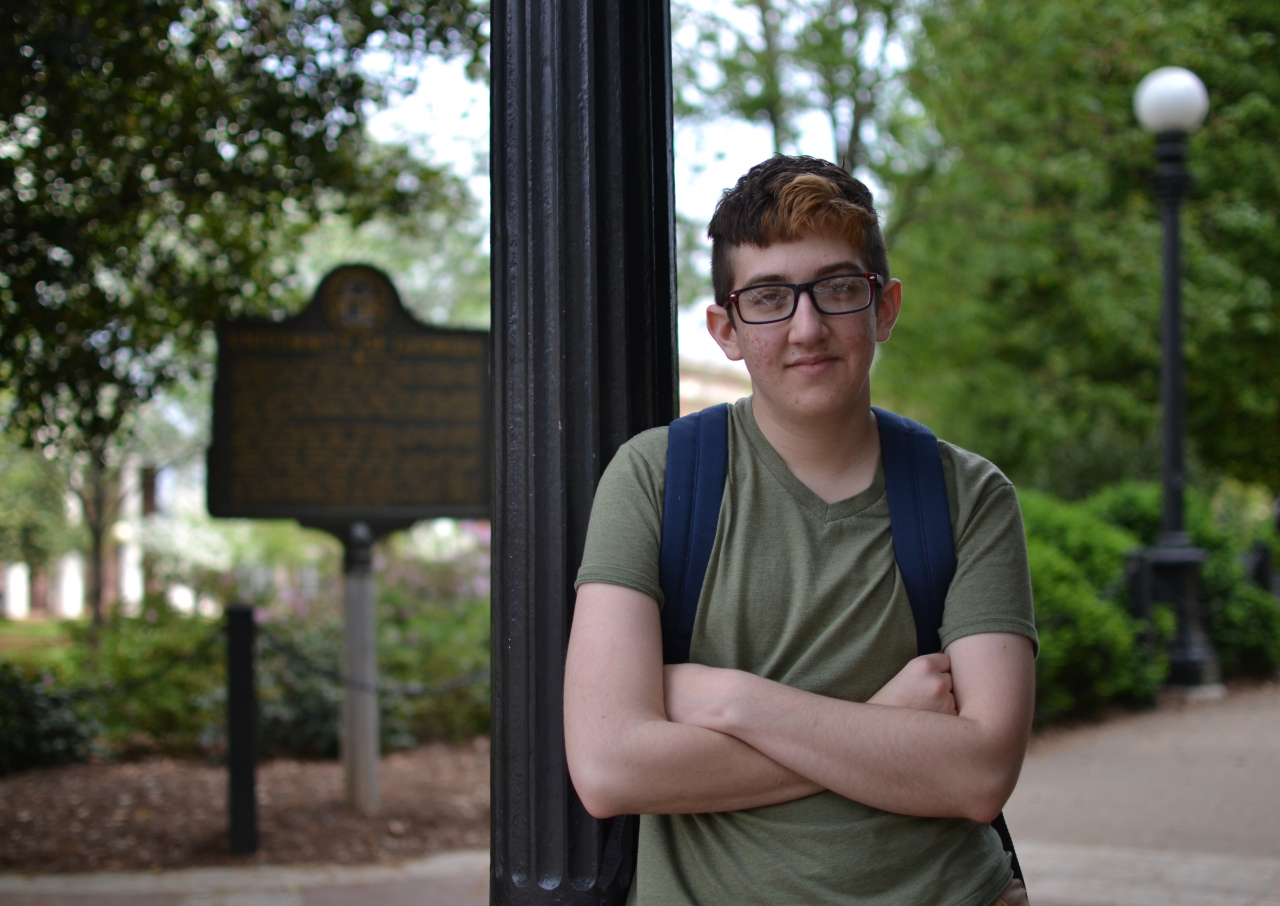 LGBT college students in the Southern United States